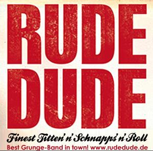 Logo Rude Dude